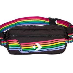 Converse Bags - Converse Pride Rainbow Fanny Pack